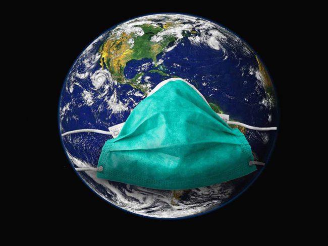 Ziemia w okresie pandemii